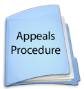 Appeals-Procedure